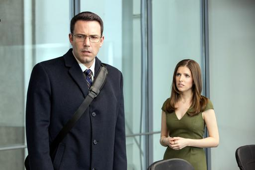 Ben Affleck and Anna Kendrick figure it out in The Accountant