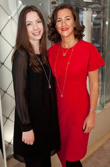 Boodles: Lorna Shaw and Suzie Golby