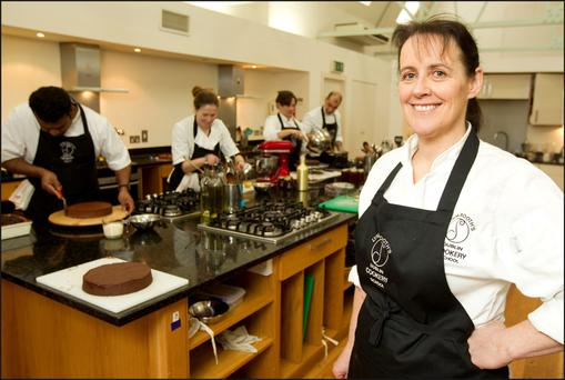 Lynda Booth, Dublin Cookery School