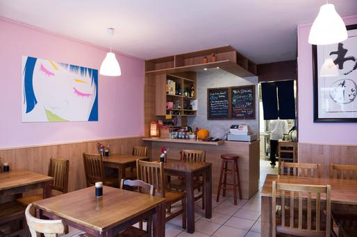 Wa Cafe, Galway: Exceptionally good food. Photo: Andrew Downes/Xposure