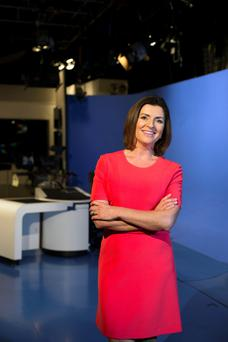 TV3 recently came under pressure after naming its new flagship show after its male presenter, despite Colette Fitzpatrick co-anchoring. Photo: Mark Condren