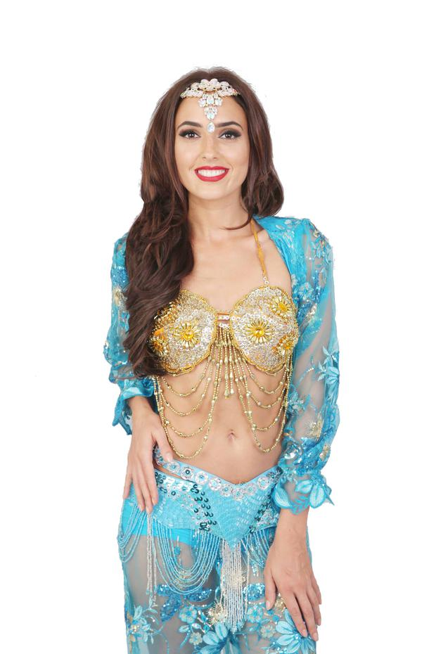 Nadia Forde will be playing Jasmine in Aladdin, the panto at the Tivoli Theatre this Christmas