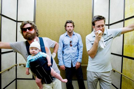 The Hangover brought Alan, Phil and Stu to Las Vegas for their friend Doug's stag party