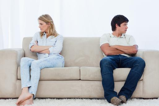 Pressure: The renting crisis has forced estranged couples to continue co-habitating