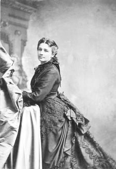 Victoria Woodhull was the first woman to run for the US presidency, but was in jail on polling day