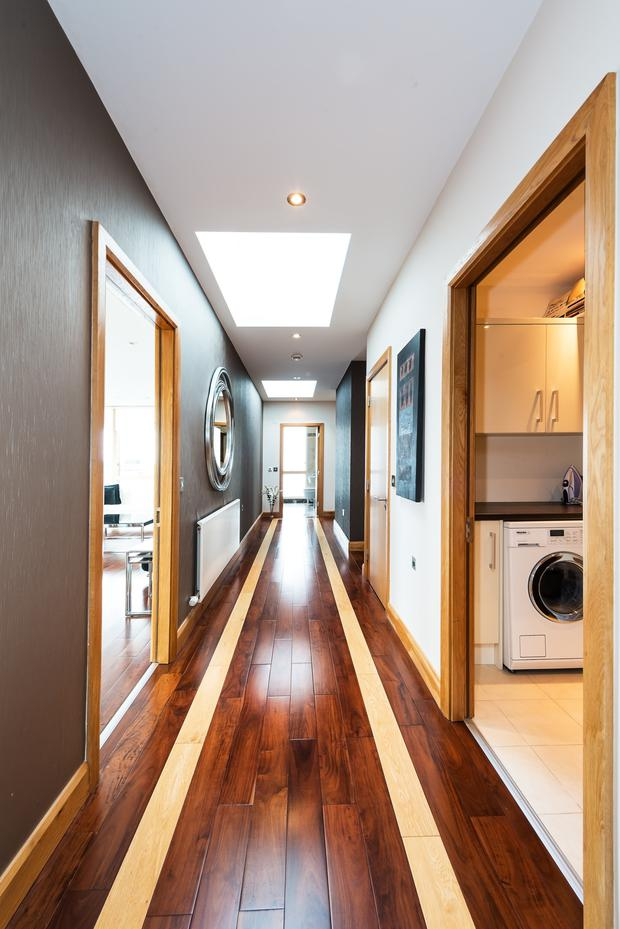 No 42 Hazelbrook Is A Penthouse Apartment With Modern Interior That Extends To 156sqm And