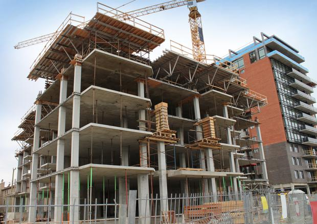 Construction costs of new apartments in Dublin were found to be significantly higher when compared to other cities