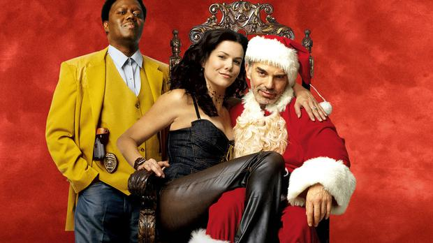 Wreaking havoc: Billy Bob Thornton returns for 'Bad Santa 2'