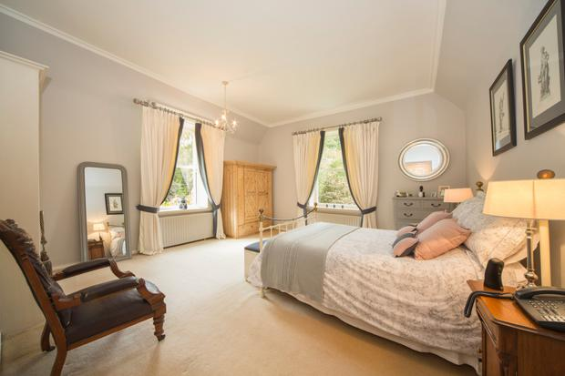 The Old Rectory boosts spacious bedrooms