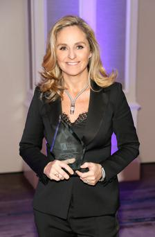 Debbie O'Donnell Creative business woman of the year at the 10th annual Image Business Woman Of The Year Awards