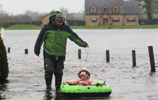 Floody hell: Climate change is a concern but so is everyday regulation in the US