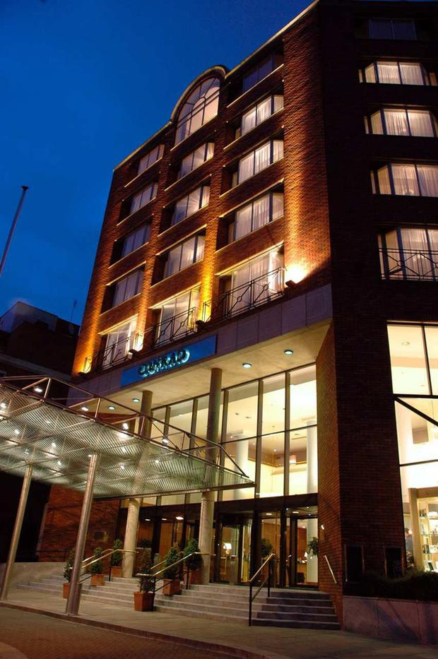 The Conrad - you could call it a home from home at home