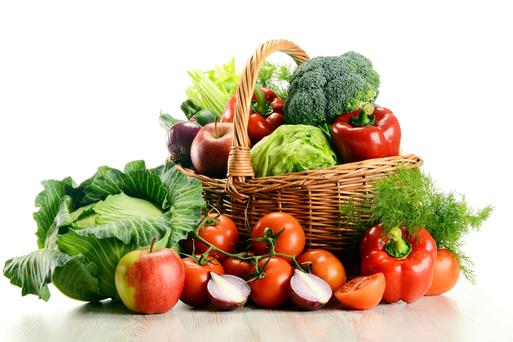 Consume fruit and veg to stave off disease