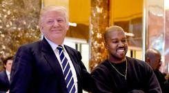 Kanye West meets with US president-elect Donald Trump this week