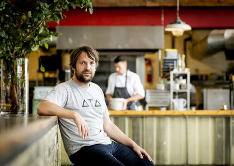On the road: Danish chef René Redzepi is taking his acclaimed Copenhagen restaurant Noma to Mexico for a seven-week beachside residency