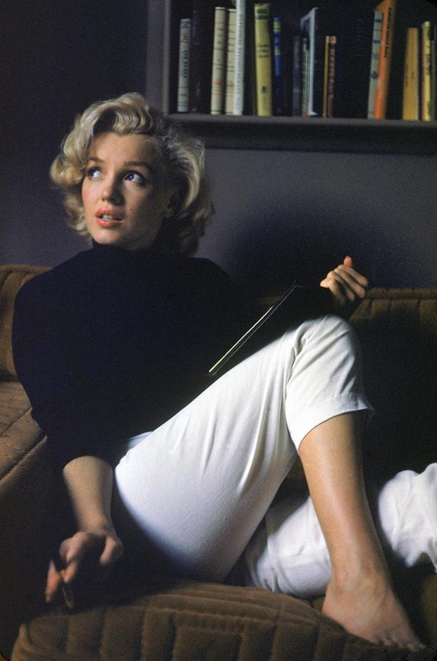 Noteworthy: Hollywood icon Marilyn Monroe kept a journal