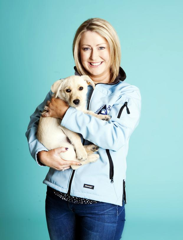 Great loves: Animal lover Andrea Hayes on TV3's Ireland's Animal A&E