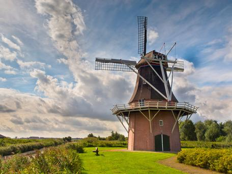 Idyllic: Dutch children are the happiest in the world