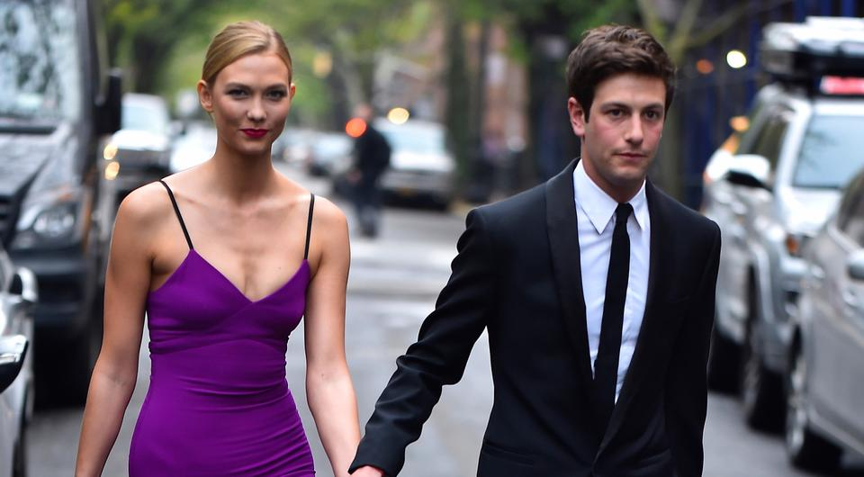 Public profiles: Karlie Kloss and Joshua Kushner