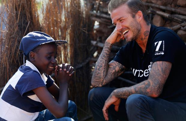 Katie Byrne: Beckileaks - How can David Beckham get the knighthood