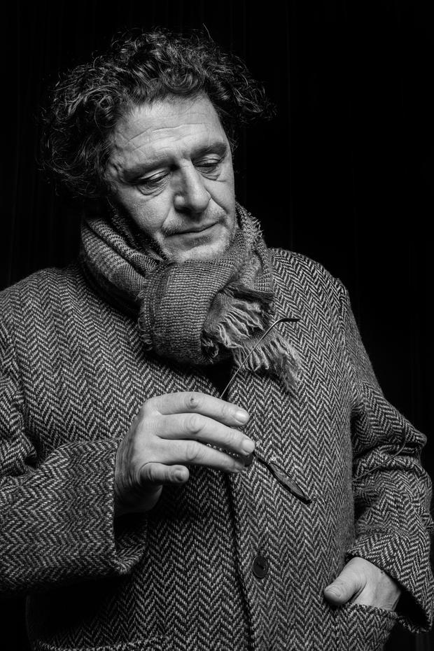 Marco Pierre White says he is the happiest he has ever been. Photo: David Conachy