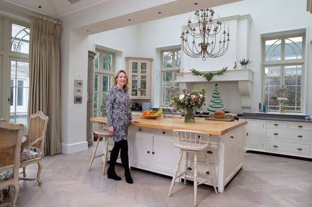 Peek Inside Bloomtown Founder Helen Mulcahy 39 S Enviable Venetian Gothic Style Home