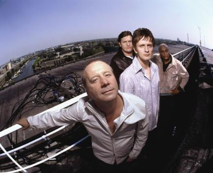 Golden oldies Simple Minds are playing Dublin this June