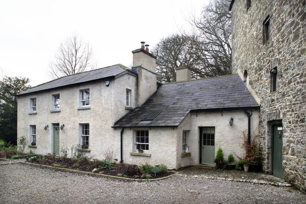 Fiona's home is a 19th-Century cottage attached to a 17th-Century mill. Derelict for 10 years, it had strict guidelines attached to its renovation