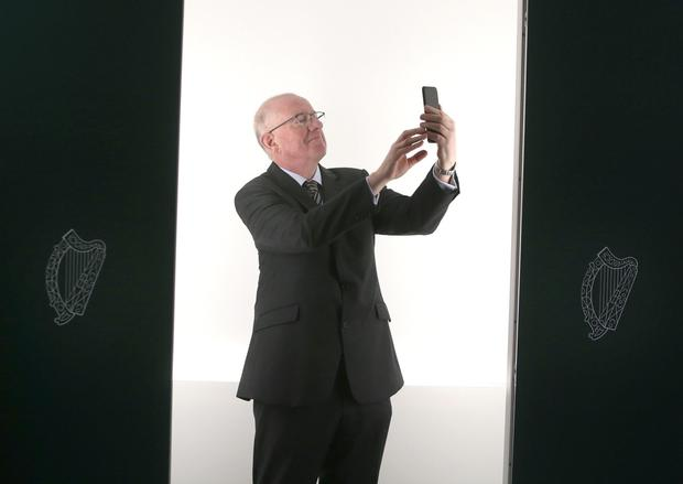 Fine Gael minister Charlie Flanagan learnt some social media lessons in the past few days