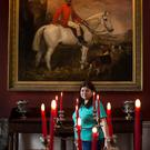 Oonagh Mary Hyland, owner of Bermingham House, Tuam, Co Galway.
