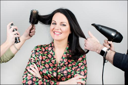 Triona McCarthy has come up with the 3na Zone Blow Dry. Photo: David Conachy