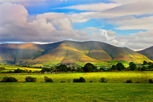 The Glen of Aherlow in Tipperary. We need different plans for Atlantic Ireland, the north Midlands, the south Midlands, the east Midlands and south east Ireland Picture: Getty