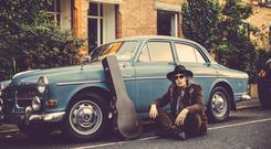 'All traditional music is linked up somewhere,' says Mike Scott, who plays Dublin in October with The Waterboys