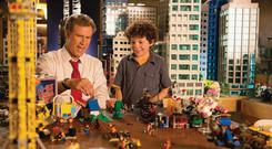 Will Ferrell plays a Lego collector in the Lego Movie