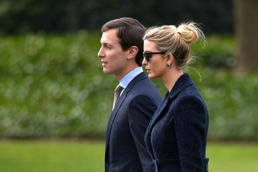 Exfoliation: Ivanka Trump's husband Jared Kushner admitted to carrying out a biannual cleansing of his friendship groups