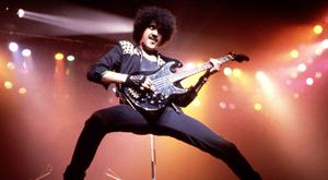 The Lizzy frontman Phil Lynott