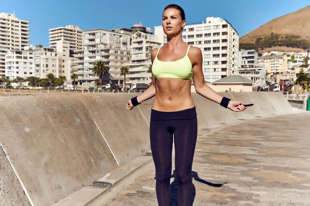 Laura Scanlon: Skipping is an incredibly effective, versatile workout tool