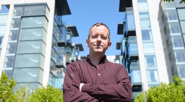 Kevin Hollingsworth is still shocked by the poor standards of construction that he sees in his work as a building surveyor.