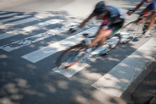 Tragedy: Cycling fatalities are on the up again since reaching a low of just five deaths in 2013