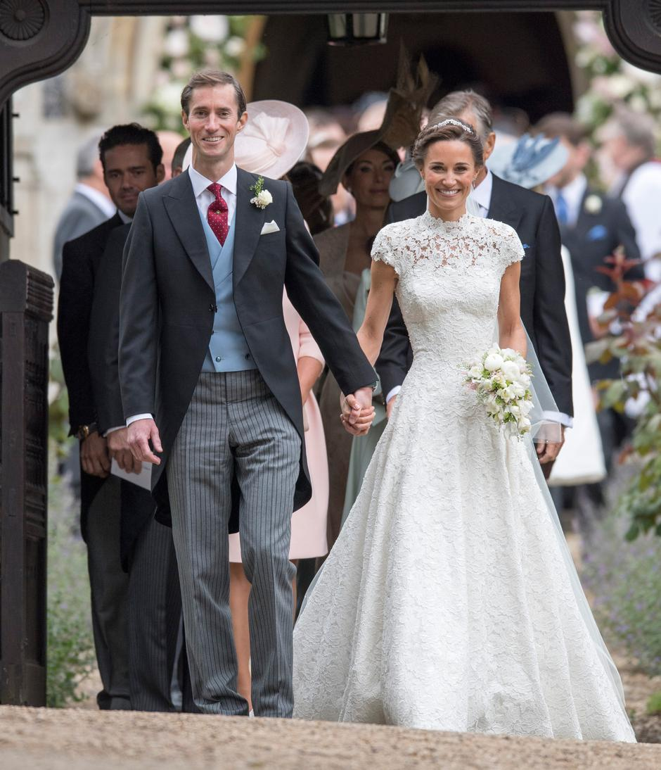 Newlywed Pippa Middleton Nails Wedding Guest Dressing Yet Again In