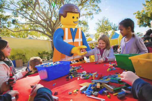 The highlights of Legoland really depend on your age - and while the children love the theme park rides and activities, parents tend to prefer the joys of an on-site hotel