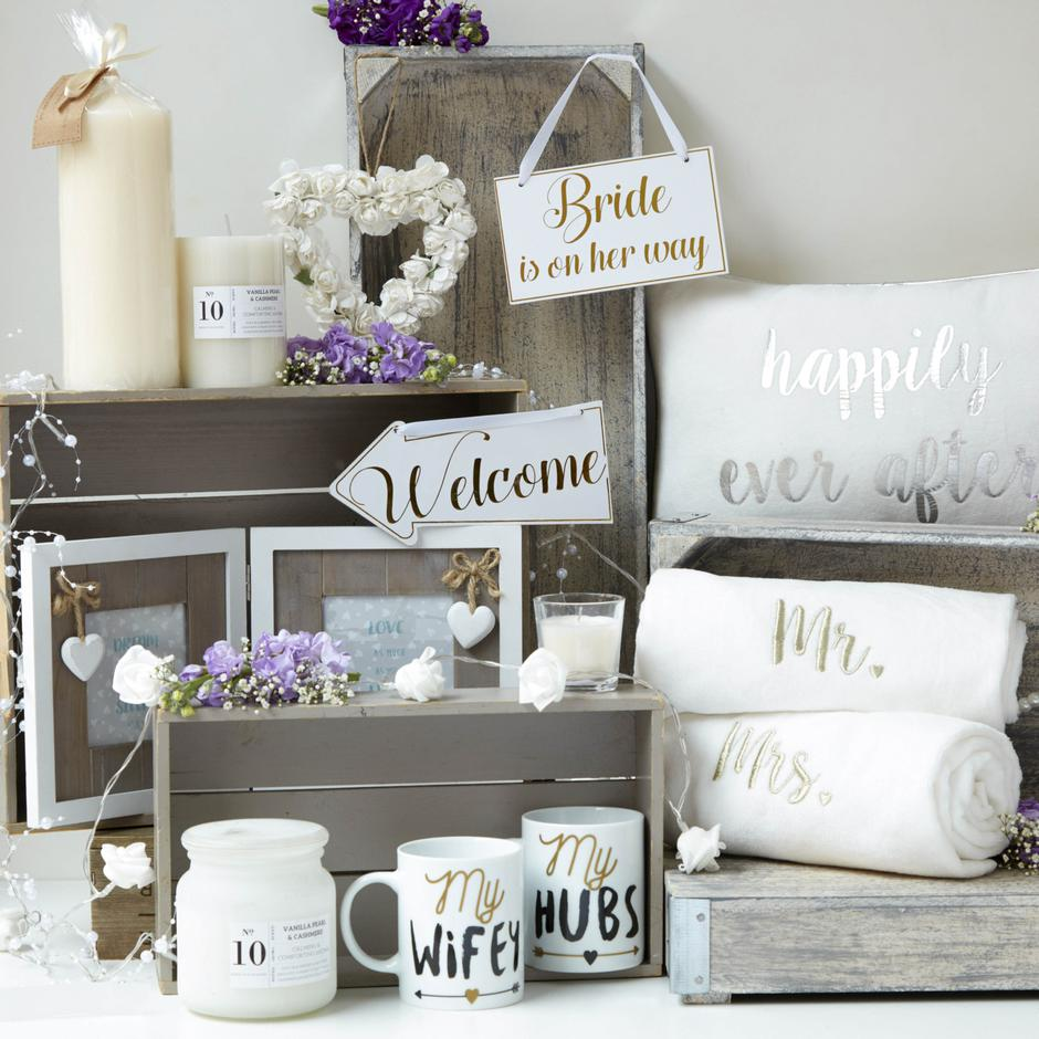Seven surprising places to shop for wedding decor in ireland penneys weddings junglespirit Images