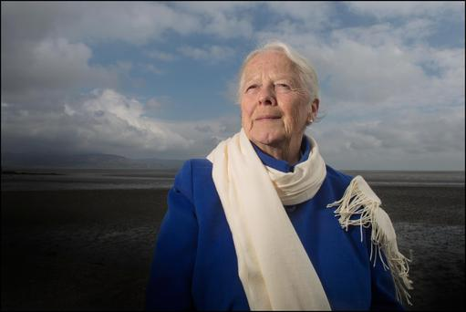 Maureen Kennedy from Dundalk tells her heartbreaking story. Photo: Dave Conachy