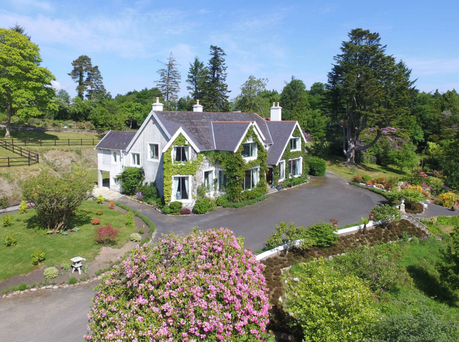 Massbrook House, Lough Conn, Co Mayo is on the market for €1.95m