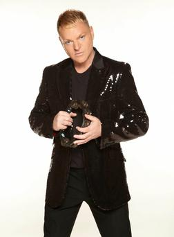 Erasure's Andy Bell