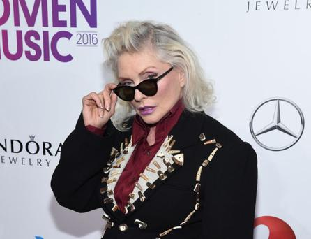 Iconic blonde Debbie Harry: 'I always say my instincts saved me'
