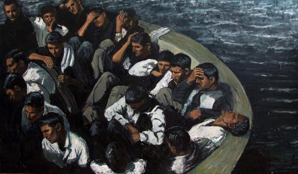 Lampedusa by Michelle Rogers