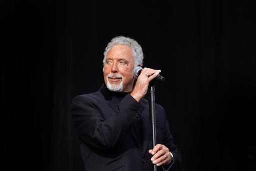 Prince of Wails Tom Jones headlines the Punchestown Music Festival