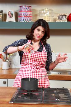 Kirstie Allsopp: says having a washing machine in the kitchen is 'disgusting'
