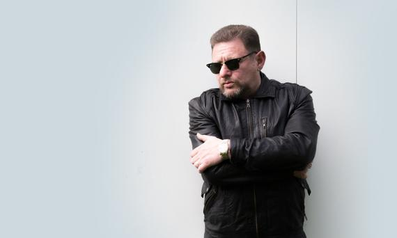 Happy Mondays frontman Shaun Ryder